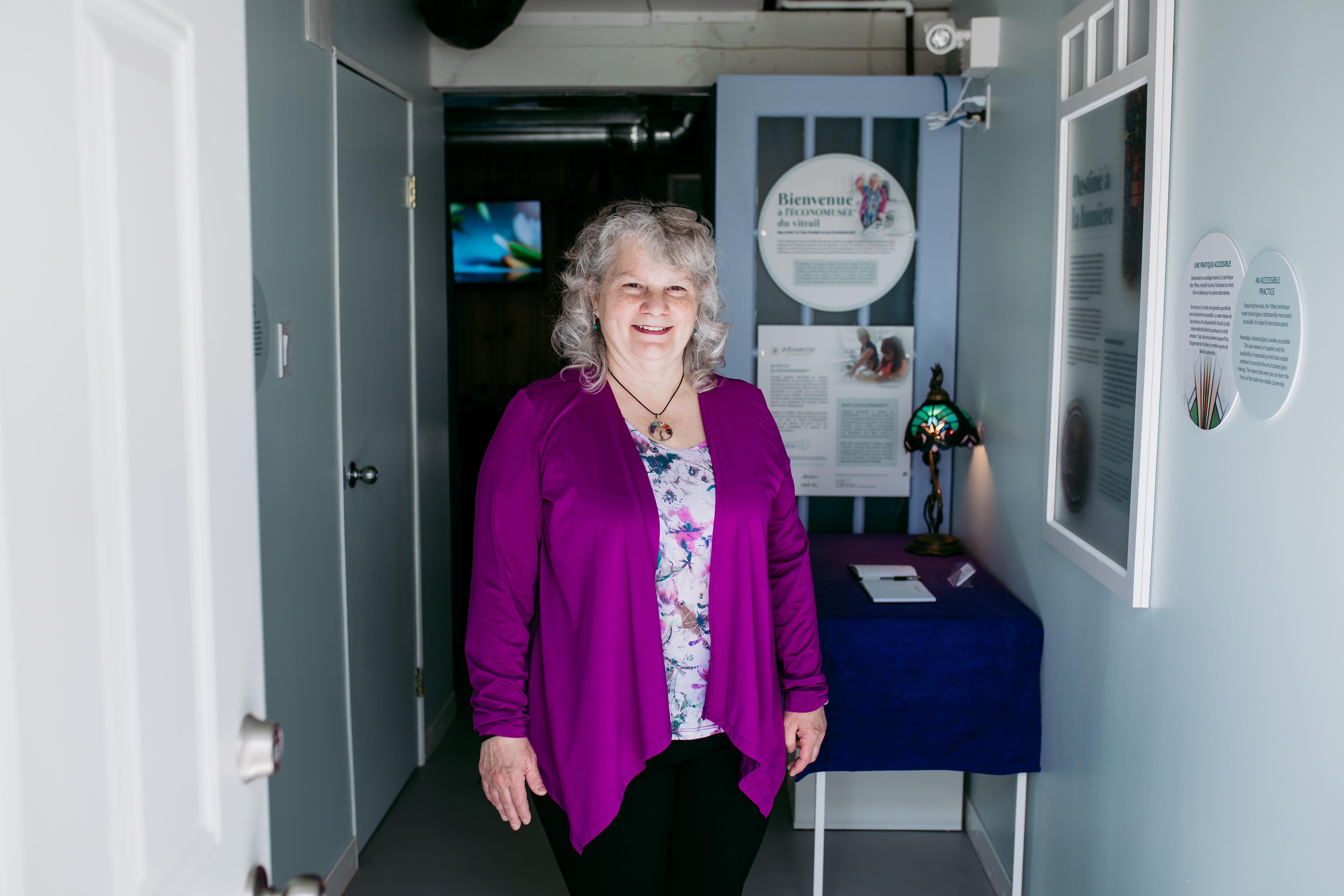 Healing à la source - second économusée en Alberta